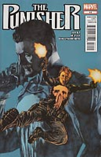 The Punisher Vol 6. # 14