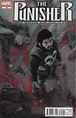 The Punisher Vol 6. # 15