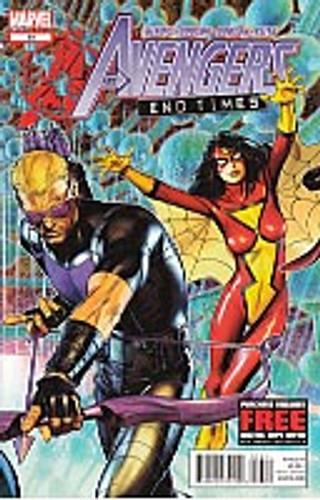 Avengers # 33