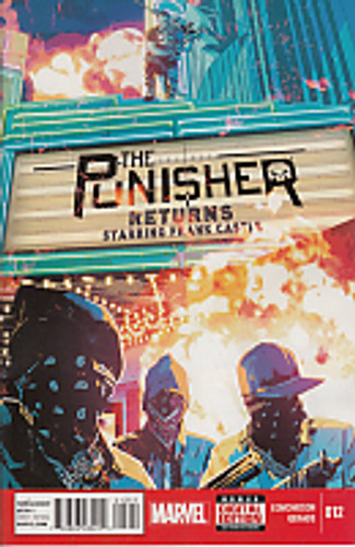 The Punisher # 012