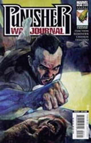 Punisher: War Journal # 23
