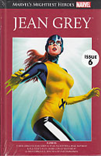 Marvel's Mightiest Heroes Vol 6 HC - Jean Grey