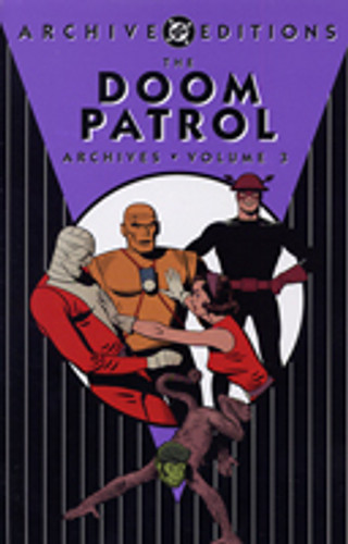 Doom Patrol: Archive Editions Vol 3 HC