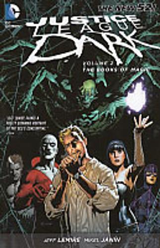 Justice League Dark Vol 2 TP - Books of Magic