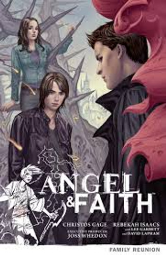 Angel & Faith Vol 3 TP - Family Reunion