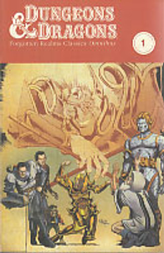Dungeons and Dragons: Forgotten Realms Classics - Omnibus Vol 1 TP