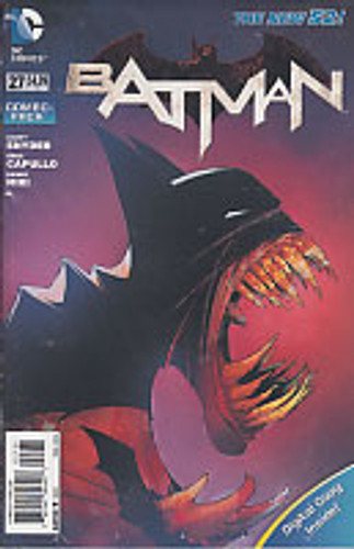 Batman # 27c (combo-pack)