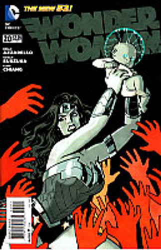 Wonder Woman # 20