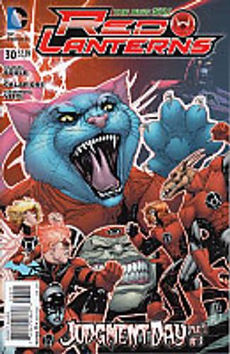 Red Lanterns # 30