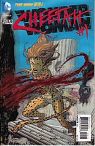 Wonder Woman # 23.1 3D cover