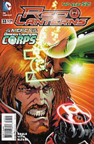 Red Lanterns # 33