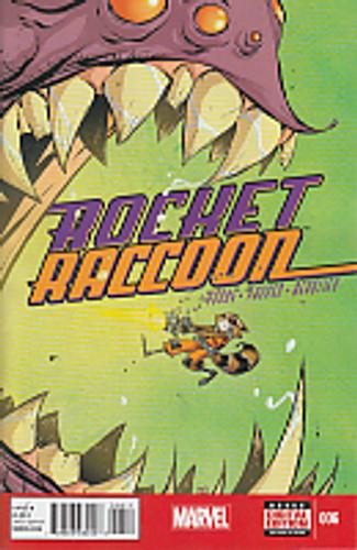 Rocket Raccoon # 006