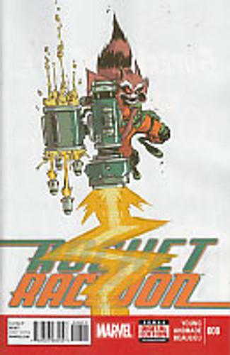 Rocket Raccoon # 008