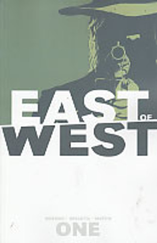 East of West Vol 1 TP - The Promise