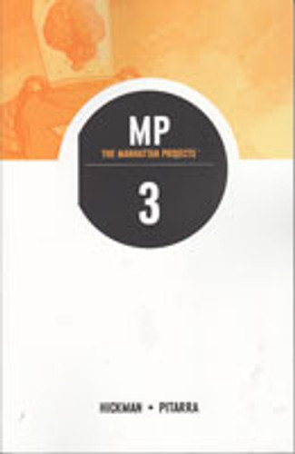 Manhattan Projects Vol 3 TP