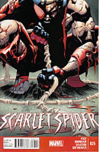 Scarlet Spider # 25