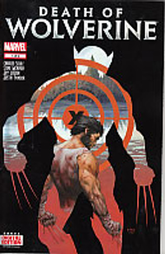 Death of Wolverines # 1a (of 4)