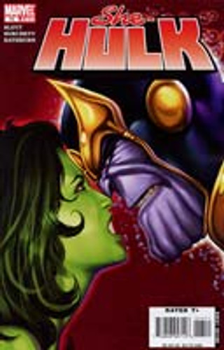 She-Hulk Vol 2. # 13