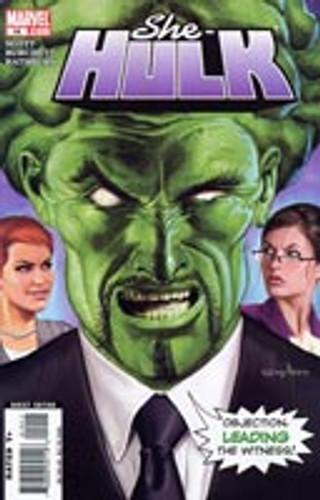She-Hulk Vol 2. # 19