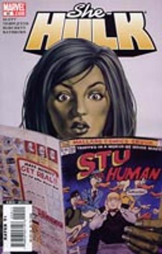 She-Hulk Vol 2. # 20