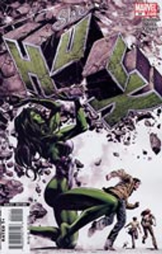 She-Hulk Vol 2. # 24