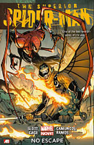 Superior Spider-Man Vol 3 TP - No Escape