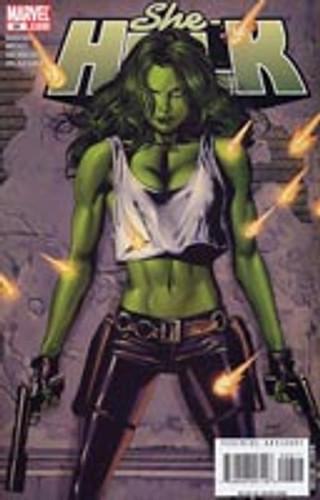 She-Hulk Vol 2. # 26
