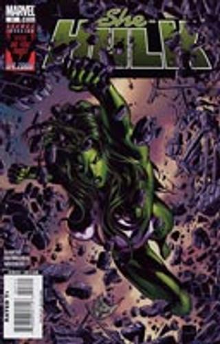 She-Hulk Vol 2. # 27