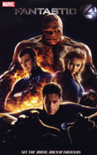 Fantastic Four Movie Adaptation TP