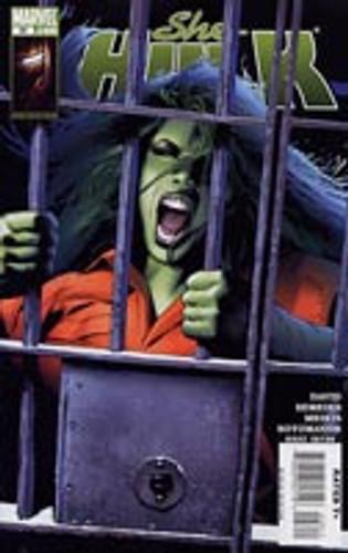 She-Hulk Vol 2. # 28