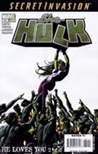 She-Hulk Vol 2. # 31