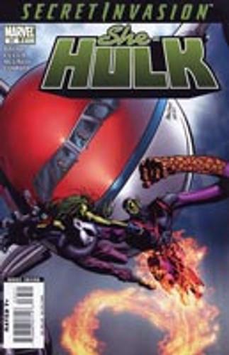 She-Hulk Vol 2. # 33