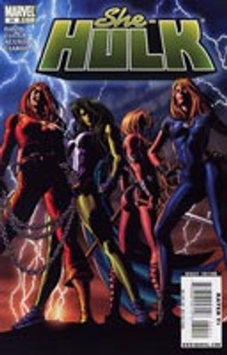 She-Hulk Vol 2. # 34