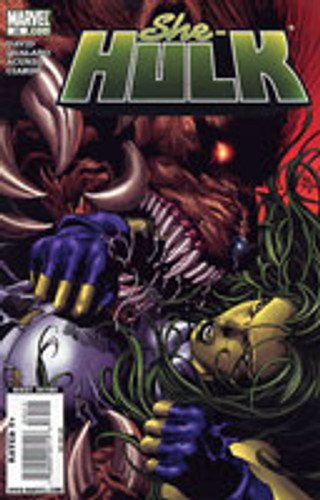 She-Hulk Vol 2. # 35