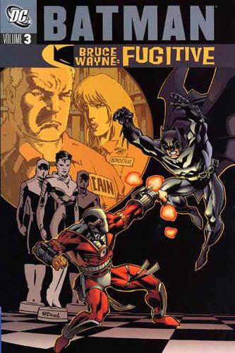 Batman: Bruce Wayne Vol 3 TP - Fugitive