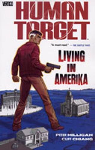 Human Target Vol 2 TP - Living in Amerika