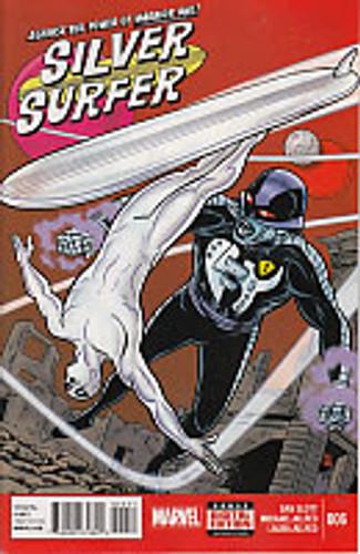Silver Surfer Vol 3. # 006