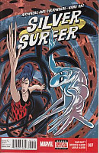 Silver Surfer Vol 3. # 007