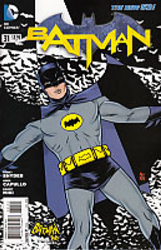 Batman # 31b limited variant