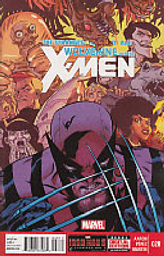 Wolverine and the X-Men # 28