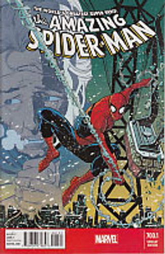 The Amazing Spider-Man Vol 2. # 700.1b Limited Variant