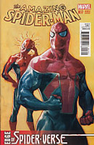 The Amazing Spider-Man Vol 2. # 7b Limited Variant