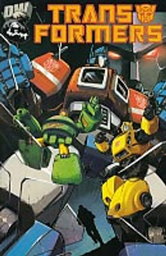 Transformers: Generation One TP