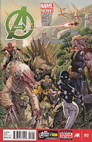 Avengers # 12a