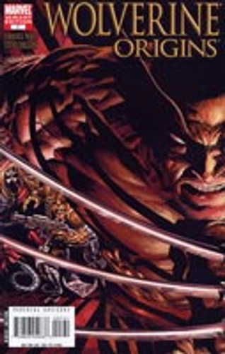 Wolverine Origins # 7b limited variant