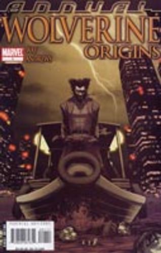 Wolverine Origins Annual # 1