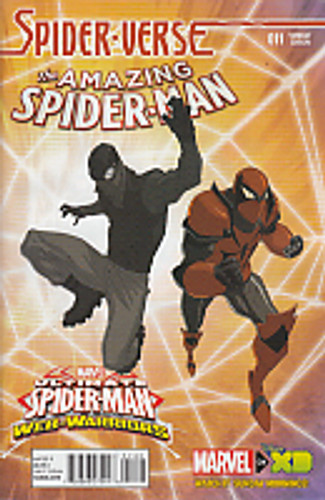 The Amazing Spider-Man Vol 2. # 011b Limited Variant