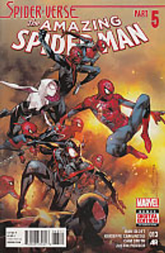 The Amazing Spider-Man Vol 2. # 013