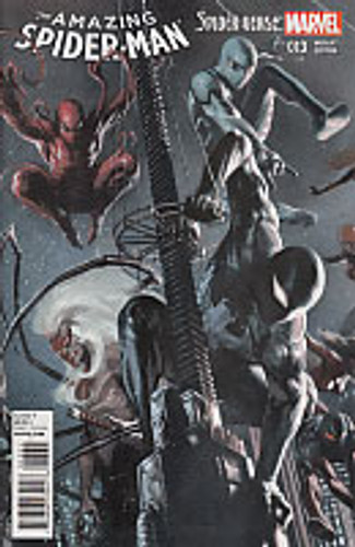 The Amazing Spider-Man Vol 2. # 013d Limited Variant