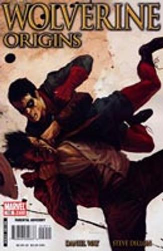 Wolverine Origins # 19